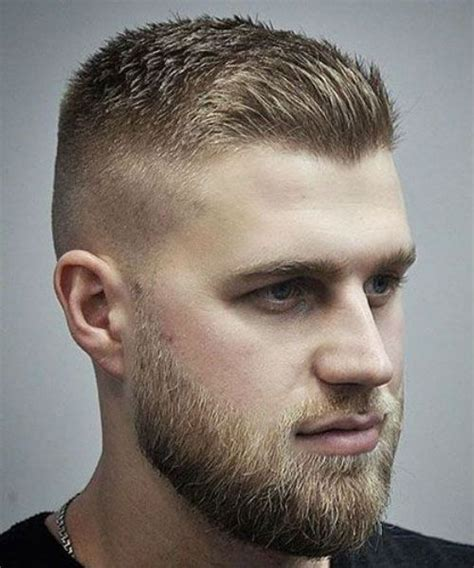 perfect fade  spiked front haircuts