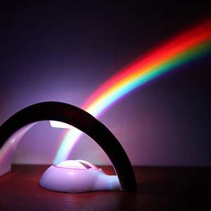 Star Light Projector Amazon Rainbow Led Prism Projector The Coolest Stuff Ever