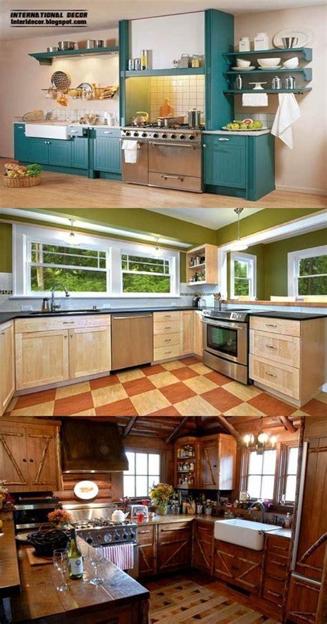 kitchen linoleum floors 6 eco friendly kitchen design ideas interior design 2242
