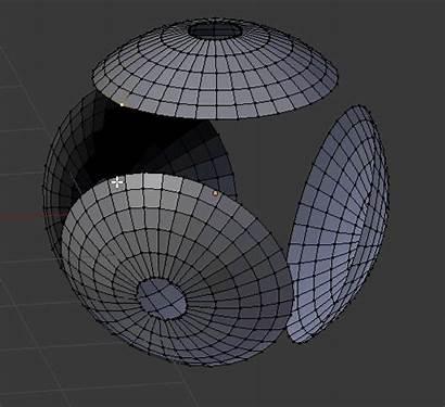 Sphere Circles Placing Modeling Blender