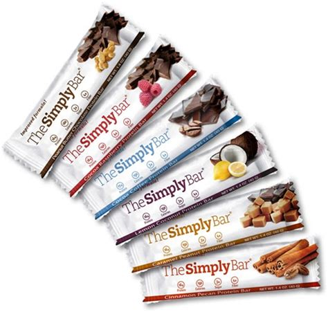 Simple Bar by Best Vegan Protein Bars And Snacks For Weight Loss And Low