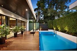 Modern House Beautiful Terrace And Landscape House Design With Alfresco Terrace Living Area Modern House Designs