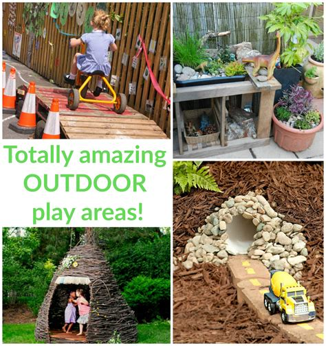inspiring outdoor play spaces  imagination tree