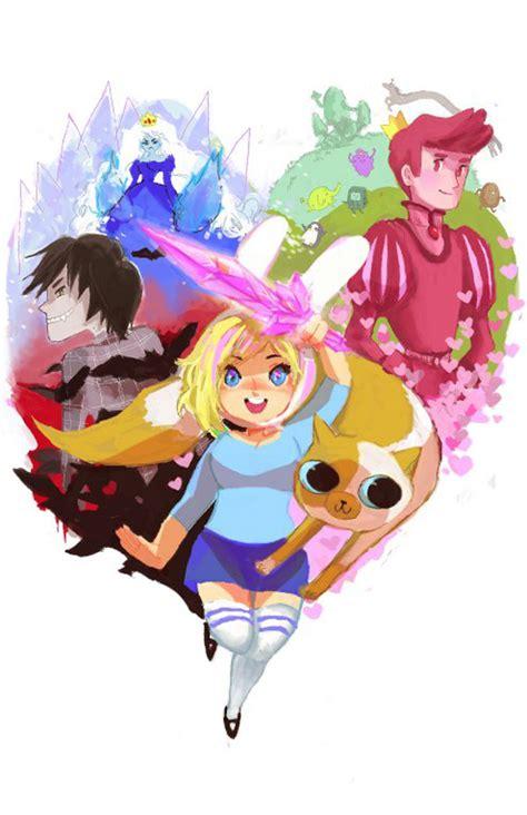 Adventure Time Fan Art - Walyou