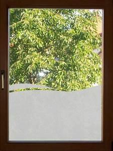 Blickdichte Fensterfolie Bad : fensterfolie aufkleber welle 666 50cm hoch sichtschutzfolie ~ Frokenaadalensverden.com Haus und Dekorationen