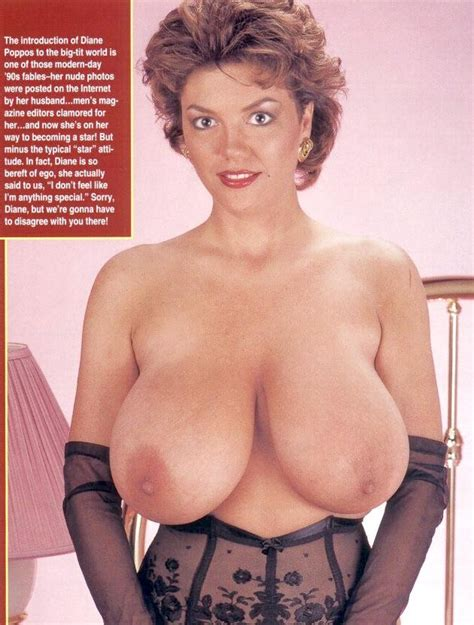 Diane188 Copy In Gallery Diane Poppos Busty Mature