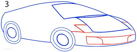 draw  lamborghini step  step pictures coolbkids