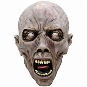 World War Z Screaming Zombie #1 3/4 Mask - 306829