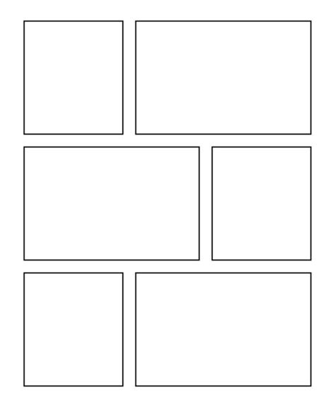 comic template comic template graphic narrative search comic and templates