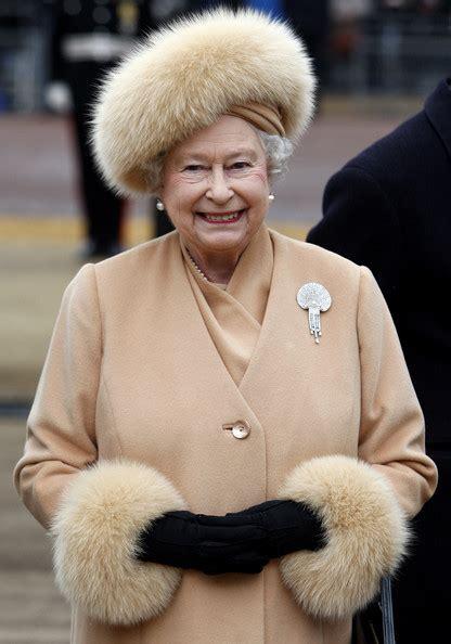 Família Real Britânica: Rainha Elizabeth ll