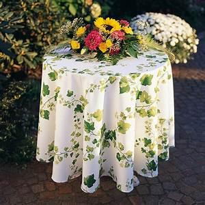 Tischdecke Rund 160 : tischdecke weinlaub rund 160 cm artikelnummer 432530 ~ A.2002-acura-tl-radio.info Haus und Dekorationen