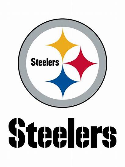 Steelers Pittsburgh Transparent Svg Logos Nfl Clipart
