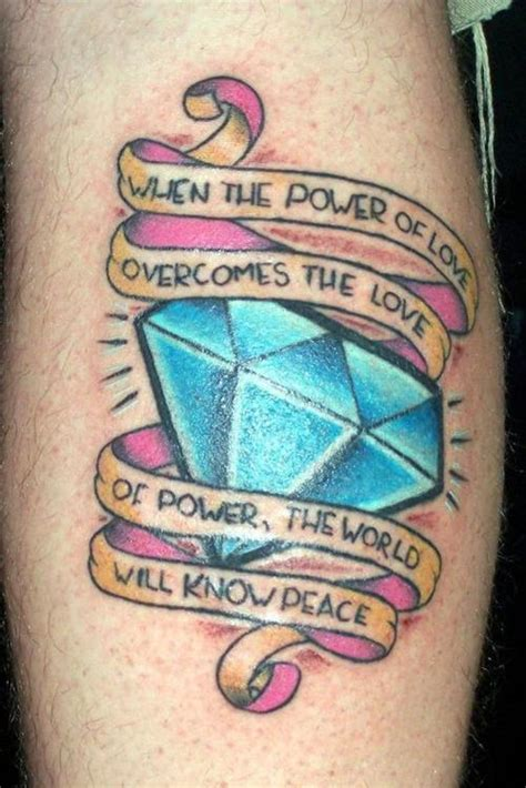 Diamond Tattoos Designs, Ideas And Meaning  Tattoos For You