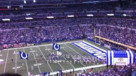indianapolis colts player runout youtube