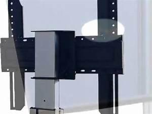 Tv Standfuß Höhenverstellbar : tv standfu mit rollen h henverstellbar 32 60 zoll cmb youtube ~ Watch28wear.com Haus und Dekorationen