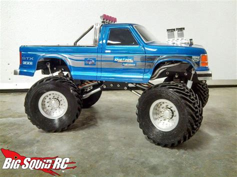 bigfoot rc monster truck monster truck madness 11 bigfoot ranger replica big