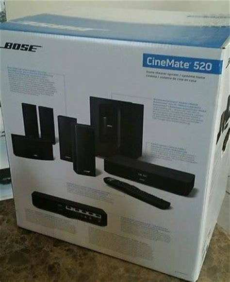 bose cinemate 520 home theater system manufacturer manufacturer from id 1881360
