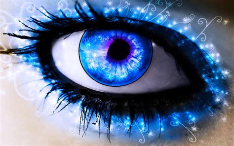 blue beautiful eye fond decran hd arriere plan