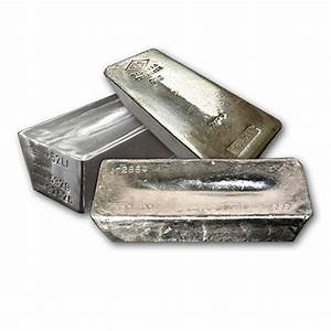 Buy 1000 Oz Silver Bars COMEX Approved