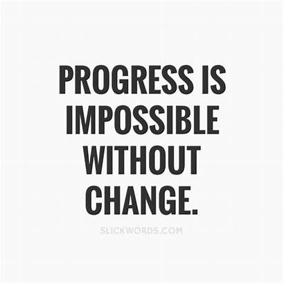 Change Progress Without Impossible Faith Changes Journey