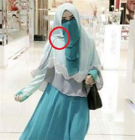 muslimah jangan abaikan  mengenakan hijab syari