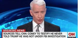 CNN Caught Lying About Comey's Trump Statement - Preppers ...