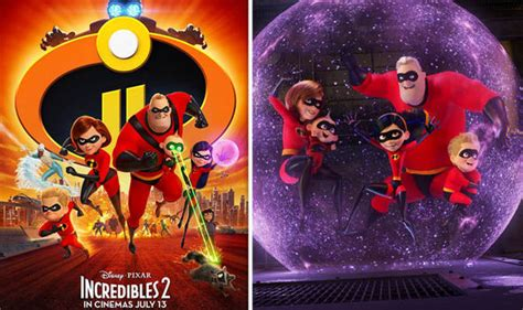 incredibles     uk release date cast