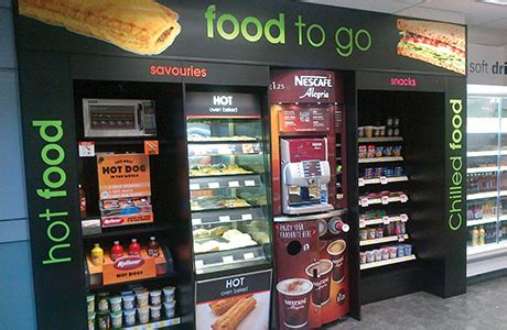 cuisine to go coffee rollout scottish grocer convenience retailer