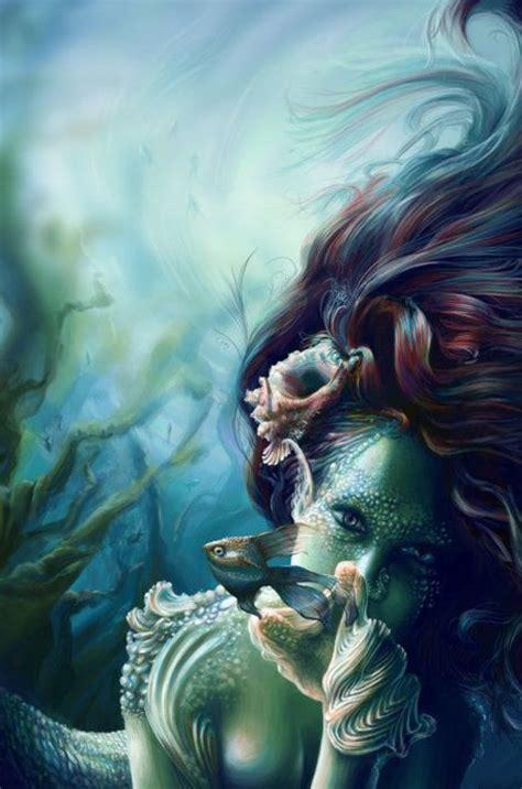 mermaids history siren