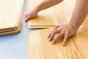 How to lay laminate wood floor 3 errors to avoid the for How to lay down laminate flooring