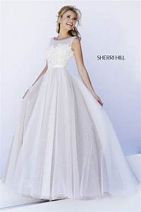 style 11230 sherri hill With sherri hill wedding dress