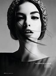 High Fashion Model Portrait Photography