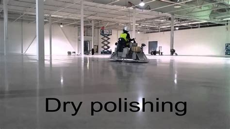 Concria  Concrete floor grinding, polishing,cleaning with