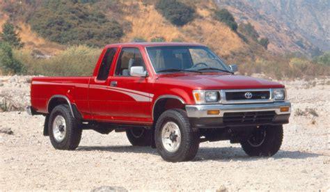 toyota trucks and 1995 2004 first generation toyota tacoma pickup trucks