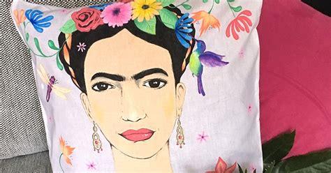 frida kahlo kissen ideas and inspirations diy kissen selber gestalten