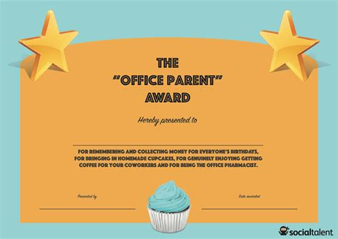 hilarious office awards  embarrass  colleagues