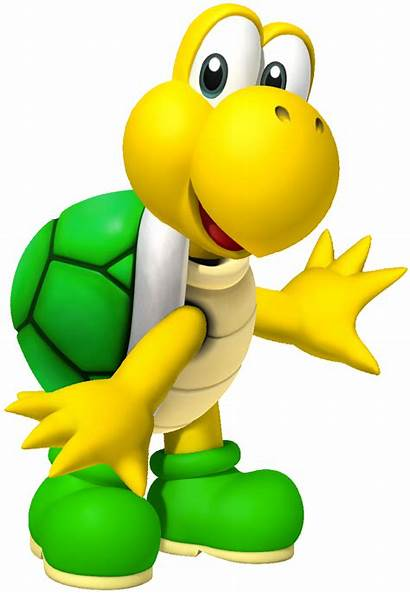 Mario Clipart Clear Transparent Koopa Troopa Webstockreview