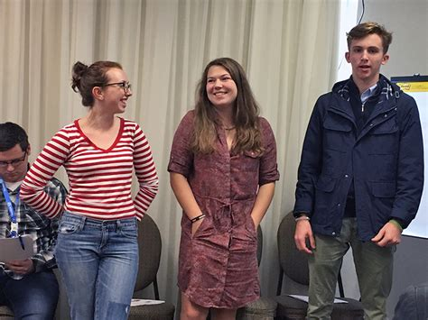 conval students present steps nh conference conval regional