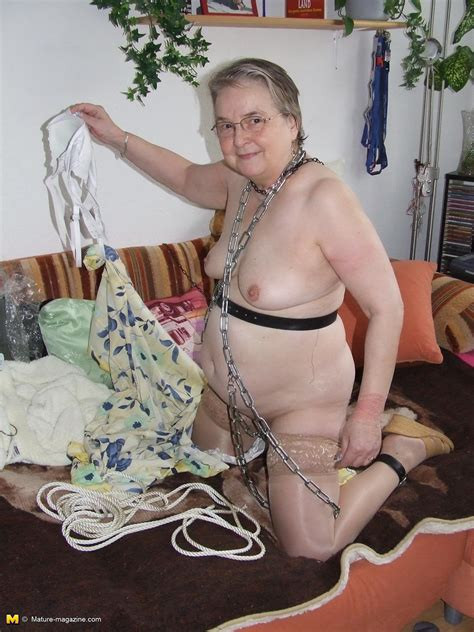 Granny Paysites Photo Granny Bondage