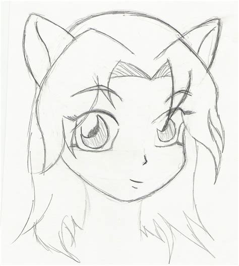 Drawing Anime Simple Anime Drawing Anime Easy To Draw Draw Anime Drawings Inspiration