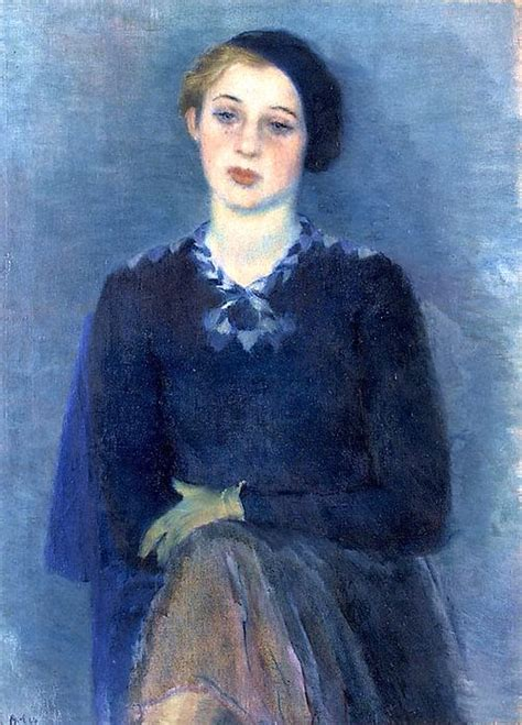 Portrait of Nina Lekarenko Vladimir Lebedev - 1930