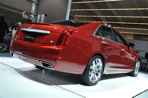 Cadillac To Expand Vsport Subbrand  Gm Authority