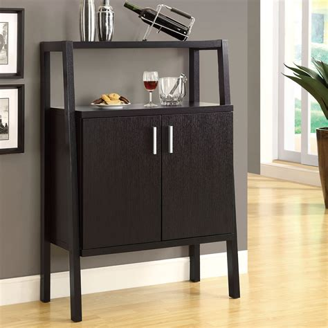 wine and bar cabinet monarch specialties i 2544 wine storage bar cabinet lowe