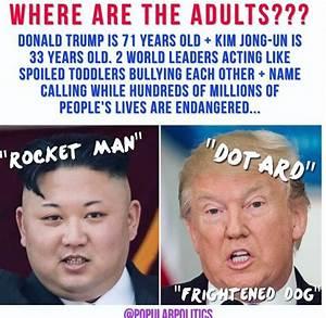 Top 10 Dotard Memes Kim Jong Un Vs Donald Trump