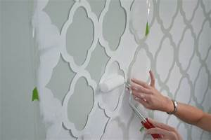 nursery stencil kickittogether With paint templates for walls