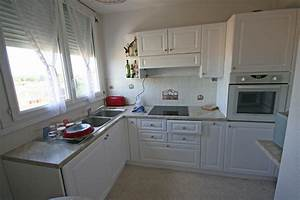 peinture blanche pour cuisine peinture de cuisine With quelle couleur pour les toilettes 9 conseils pour repeindre la cuisine un mur un meuble un