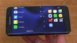 Samsung Advanced Ui  A Redesigned Touchwiz