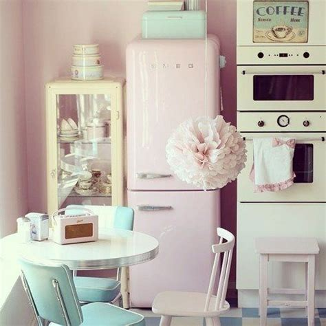 likes  smeg refrigerator love   pink smeg