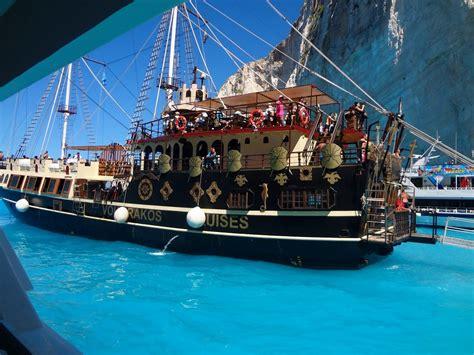 Ship Zante by Zante Cruises Zakynthos Cavo Grosso Travel Voutirakos