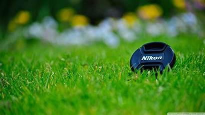 Nikon Wallpapers Dslr Lense Cap Background Desktop